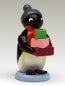 Mobile Preview: Pinguin mit Geschenk
