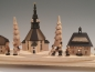 "Mobile Preview: Schwibbogen ""Seiffener Kirche"", 75 cm, LED"